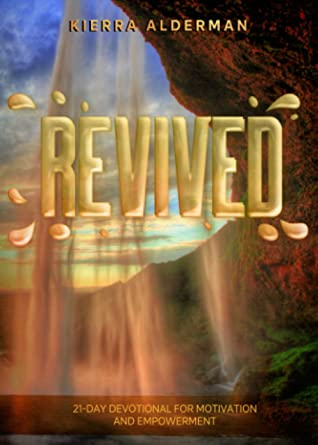 Revived: 21-DAY DEVOTIONAL JOURNAL