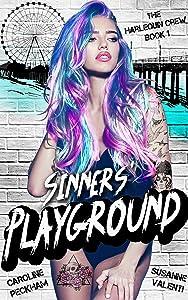 Sinners' Playground (The Harlequin Crew, #1)