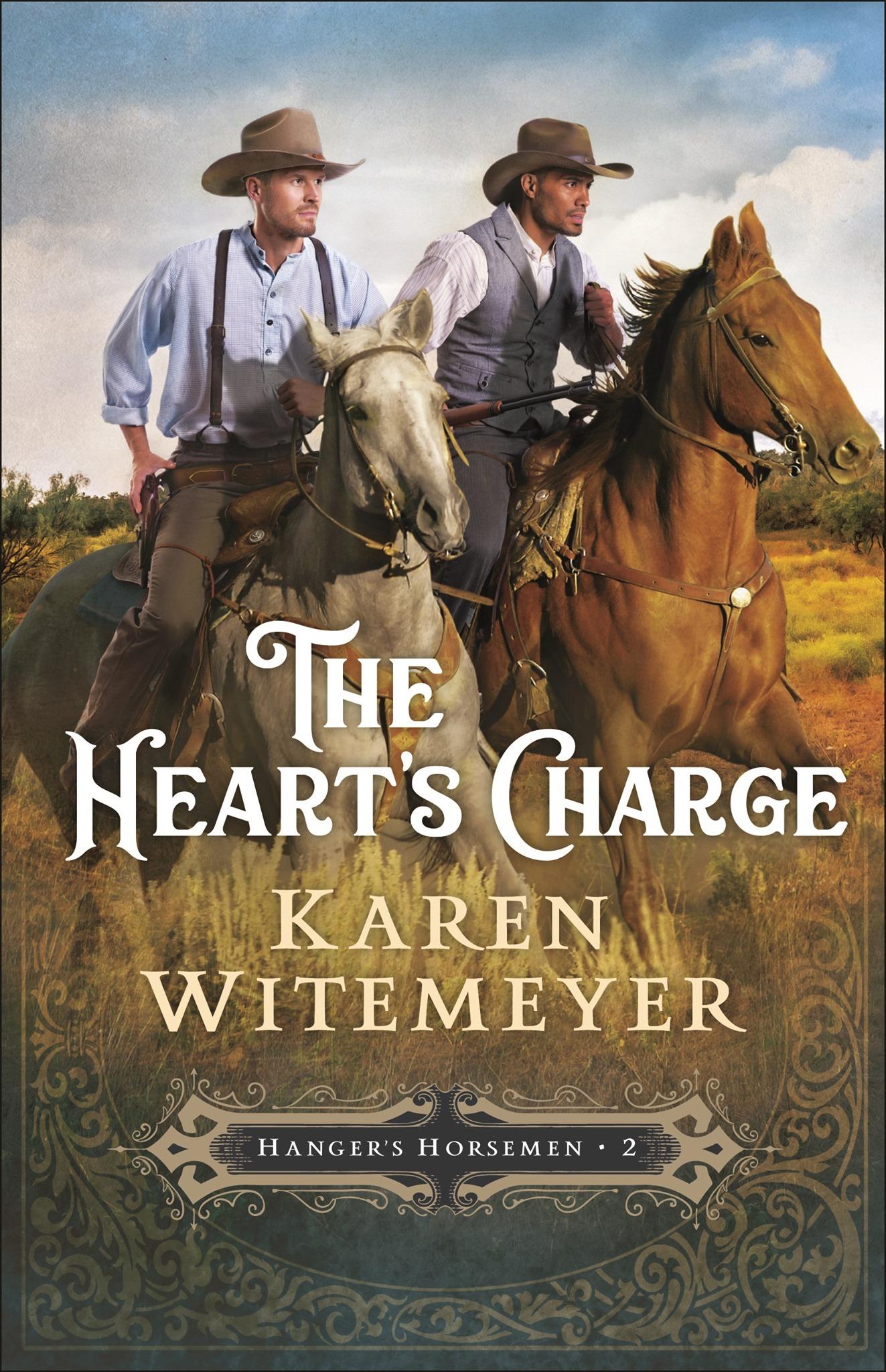 The Heart's Charge (Hanger's Horsemen, #2)