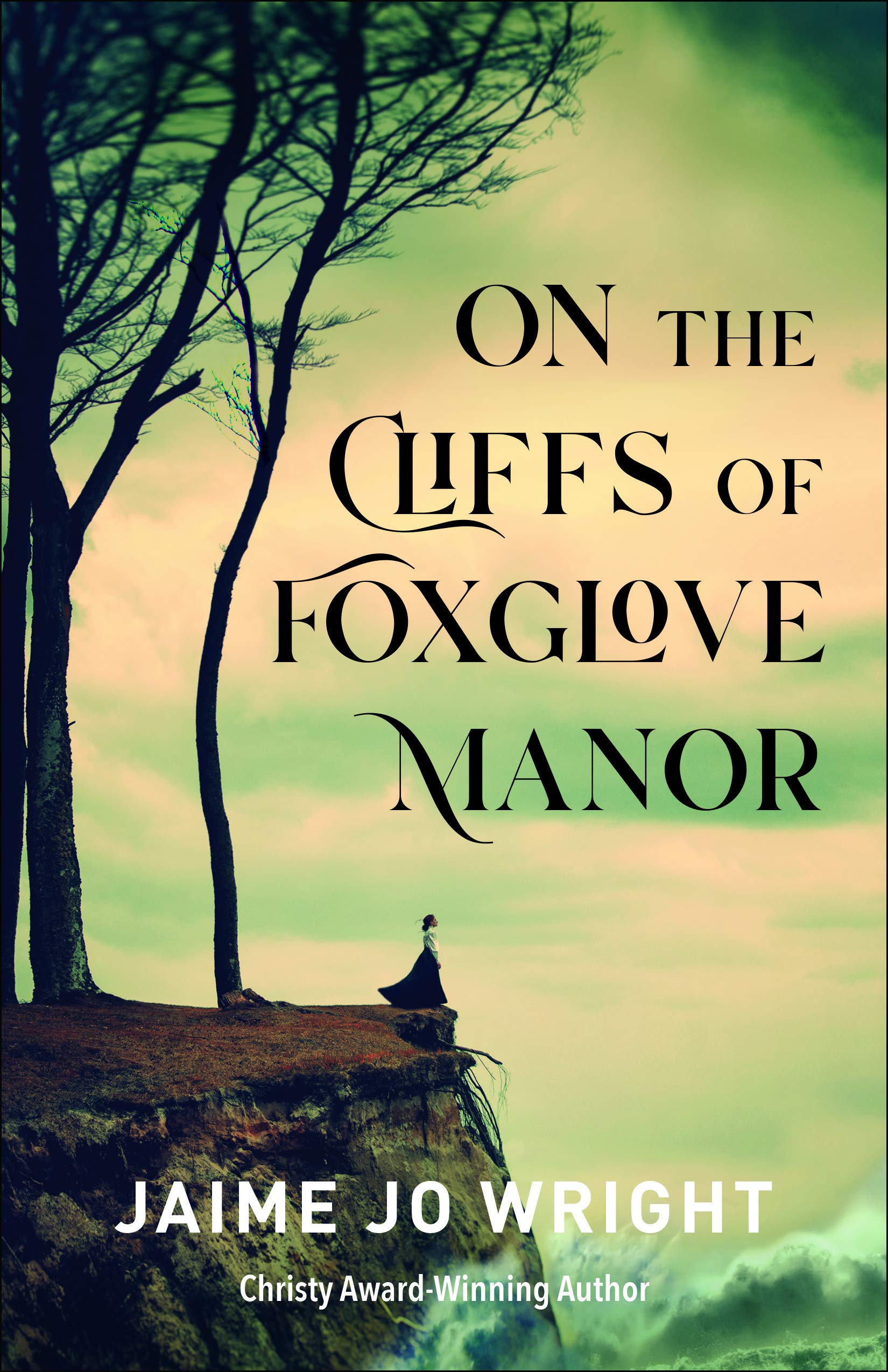 On the Cliffs of Foxglove Manor