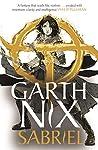 Book cover for Sabriel (Abhorsen, #1)