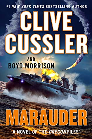 Book Review: Marauder by Clive Cussler and Boyd Morrison