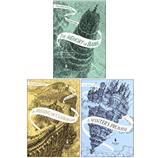 Mirror Visitor Quartet Series 3 Books Collection Set By Christelle Dabos (The Memory of Babel, The Missing of Clairdelune, A Winter's Promise)