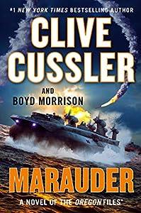 Marauder (Oregon Files, #15)