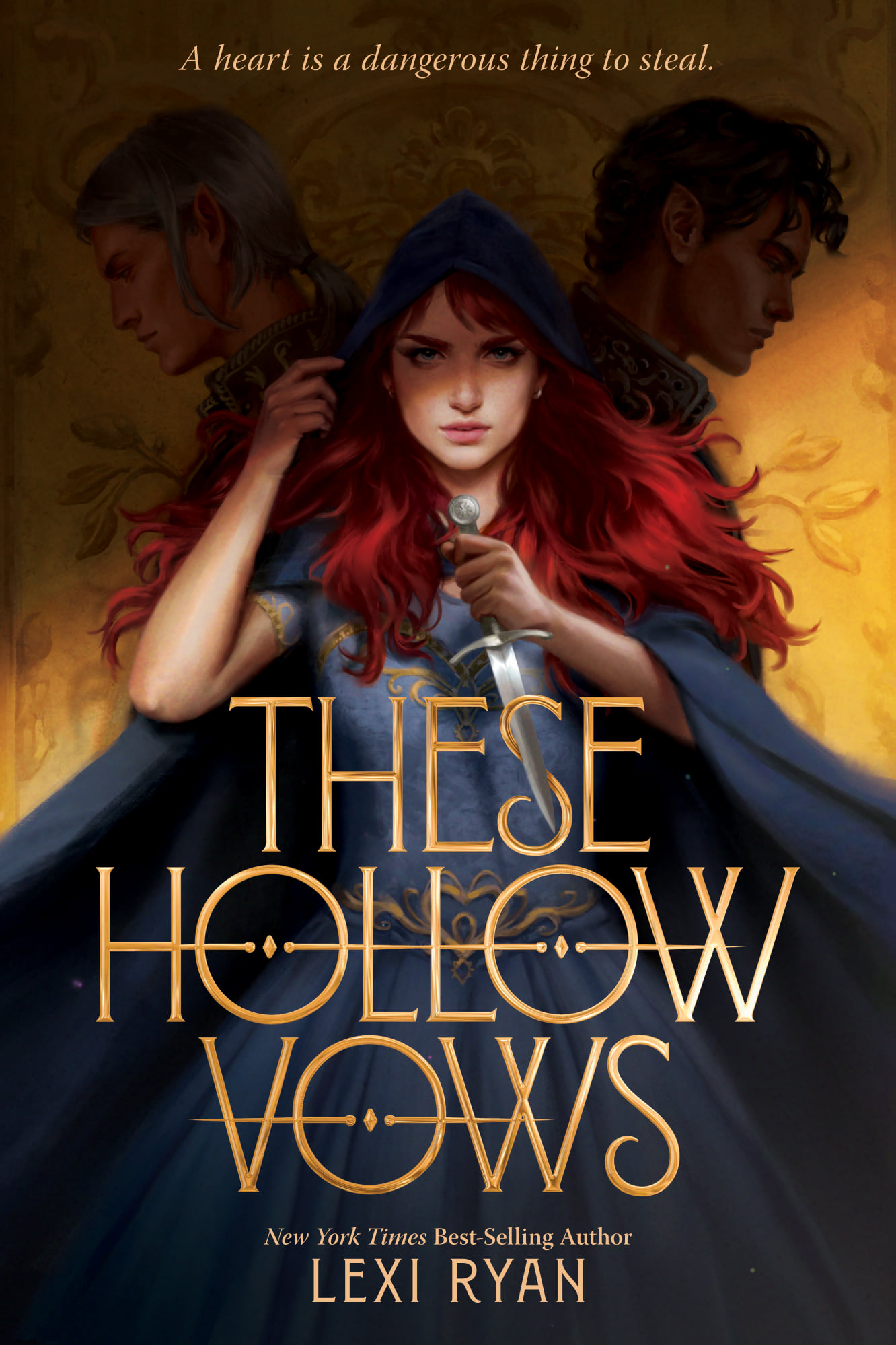 These Hollow Vows (These Hollow Vows, #1)