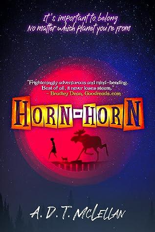 Horn-Horn: A small-town supernatural black-comedy (The Horn-Horn Series Book 1)
