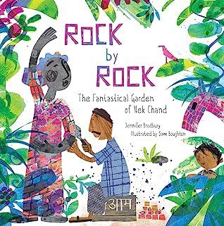Rock by Rock by Jennifer Bradbury
