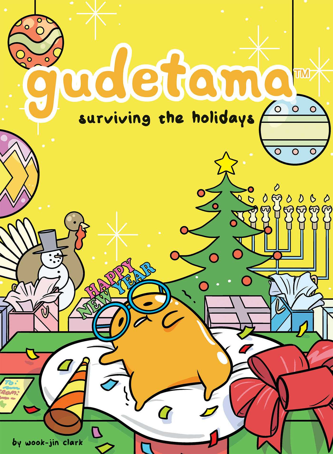 Gudetama: Surviving the Holidays