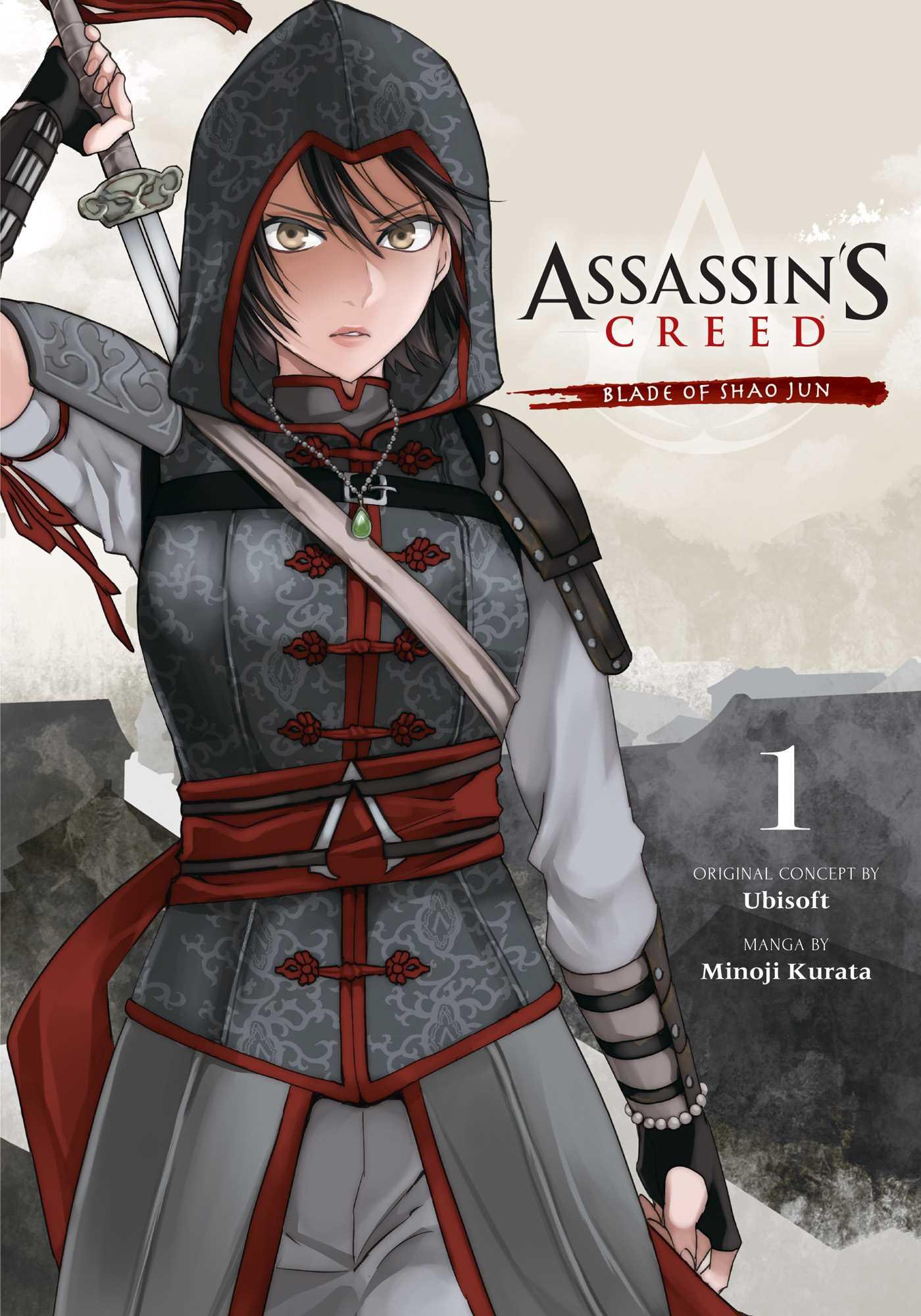 Assassin S Creed Blade Of Shao Jun Vol 1 By Minoji Kurata