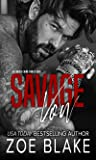 Savage Vow (Ivanov Crime Family, #1)