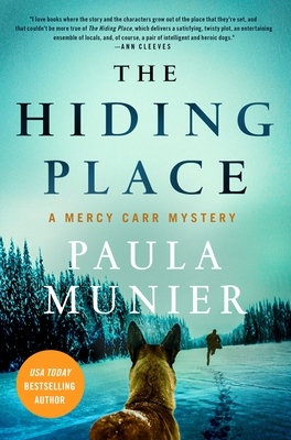 The Hiding Place (Mercy Carr Mystery)
