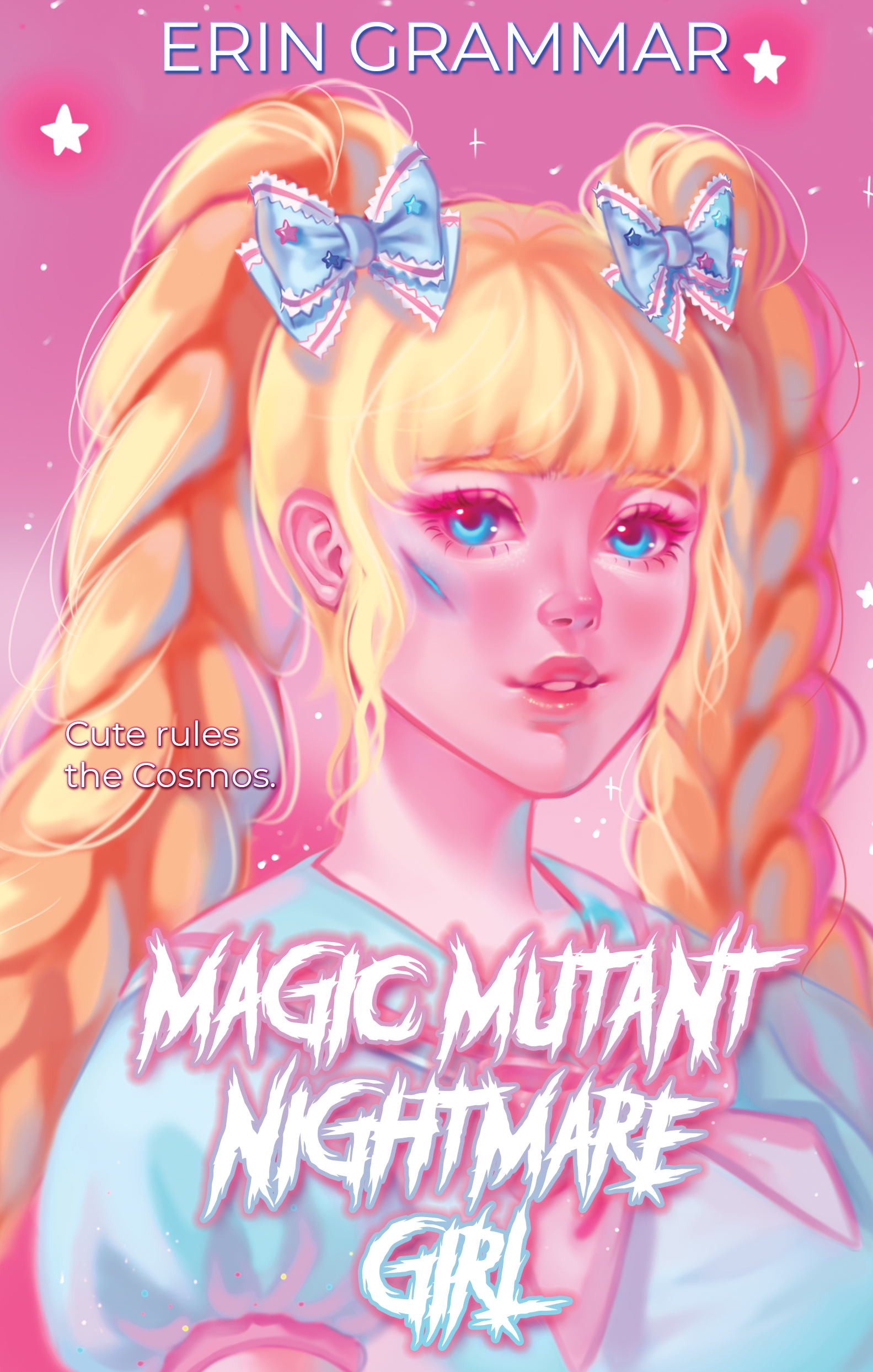 Magic Mutant Nightmare Girl (Magic Mutants, #1)