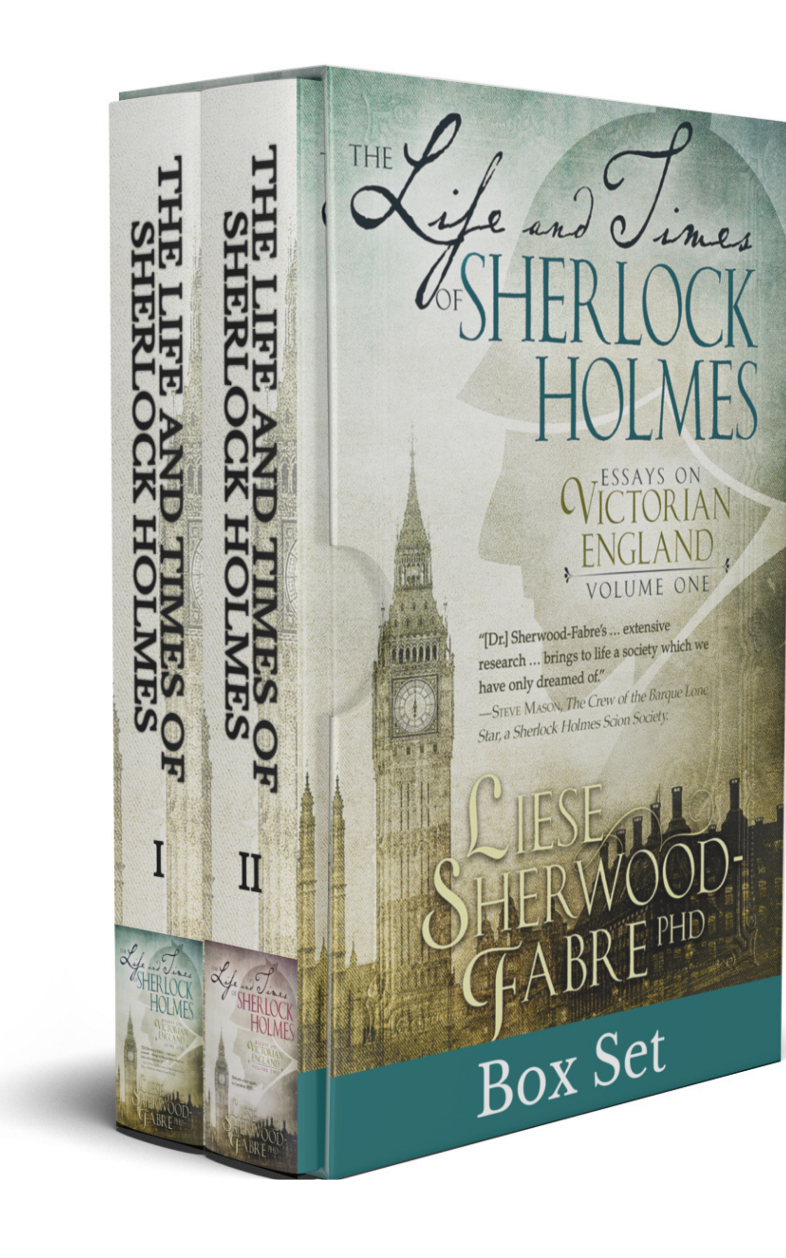 The Life and Times of Sherlock Holmes box set