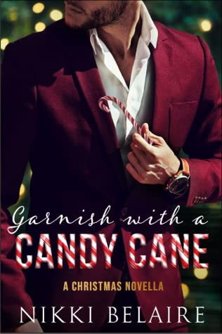 Garnish With A Candy Cane by Nikki Belaire