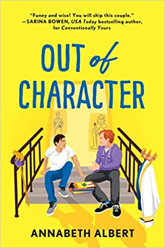 Out of Character (True Colors #2)