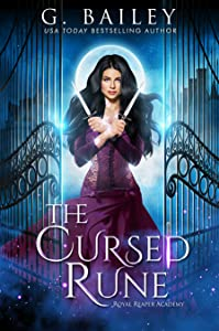 The Cursed Rune (Royal Reaper Academy Series Book 1)