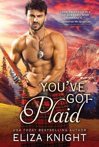 You've Got Plaid (Prince Charlie's Angels, #3)