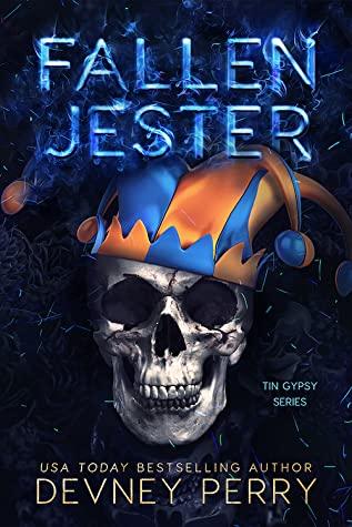 Fallen Jester (Tin Gypsy, #5)