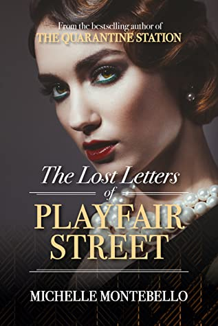 The Lost Letteres of Playfair Street by Michelle Montebello