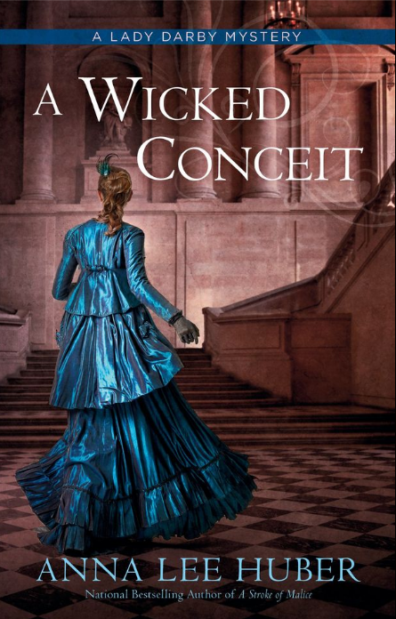 A Wicked Conceit (Lady Darby Mystery, #9)
