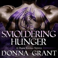 Smoldering Hunger (Dark Kings, #8)