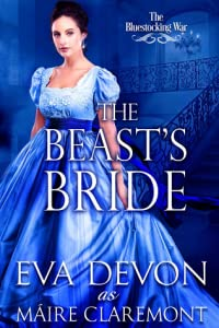 The Beast's Bride (The Bluestocking War, #1)