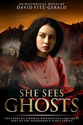 She Sees Ghosts: The Story of a Woman Who Rescues Lost Souls