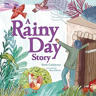 A Rainy Day Story cover art with link to Goodreads page