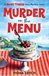 Murder on the Menu (Nosey Parker Mysteries, #1)