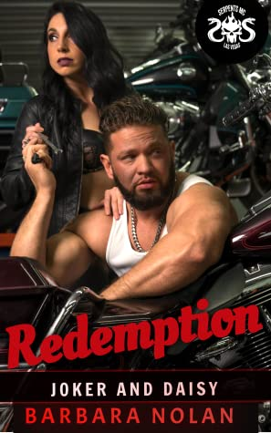 Redemption: Joker and Daisy (Serpents MC Las Vegas #4)
