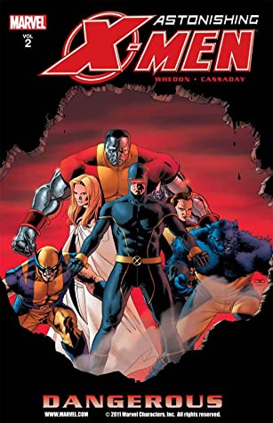 Astonishing X-Men, Vol. 2 by Joss Whedon