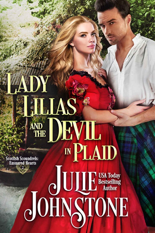 Making love with the devil hurts Lady Lilias And The Devil In Plaid By Julie Johnstone