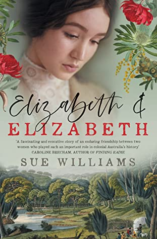 Elizabeth & Elizabeth by Sue Williams