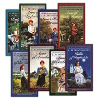 Anne Shirley Complete 8-Book Series (Anne of Green Gables, #1-8)