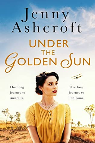 Under The Golden Sun by Jenny Ashcroft