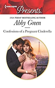 Confessions of a Pregnant Cinderella (Rival Spanish Brothers #1)