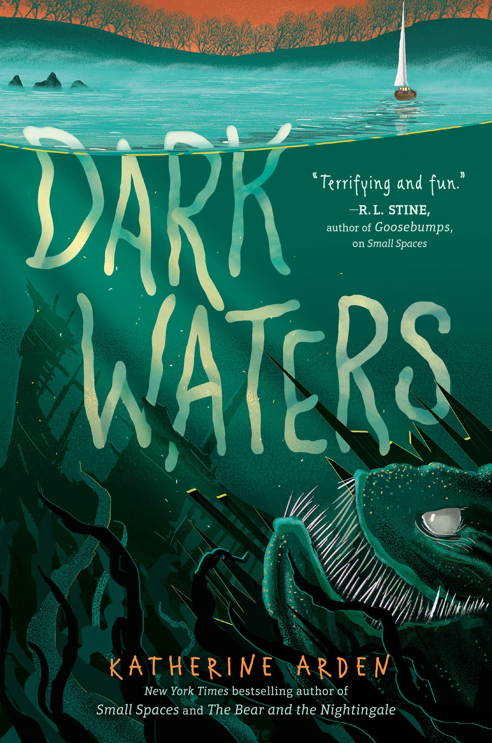 Dark Waters (Small Spaces, #3)