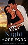 That Night (Coming Home To The Grove #4)