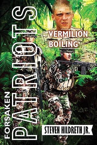 Vermilion Boiling (Forsaken Patriots #3)