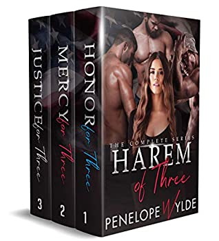 Harem of Three by Penelope Wylde