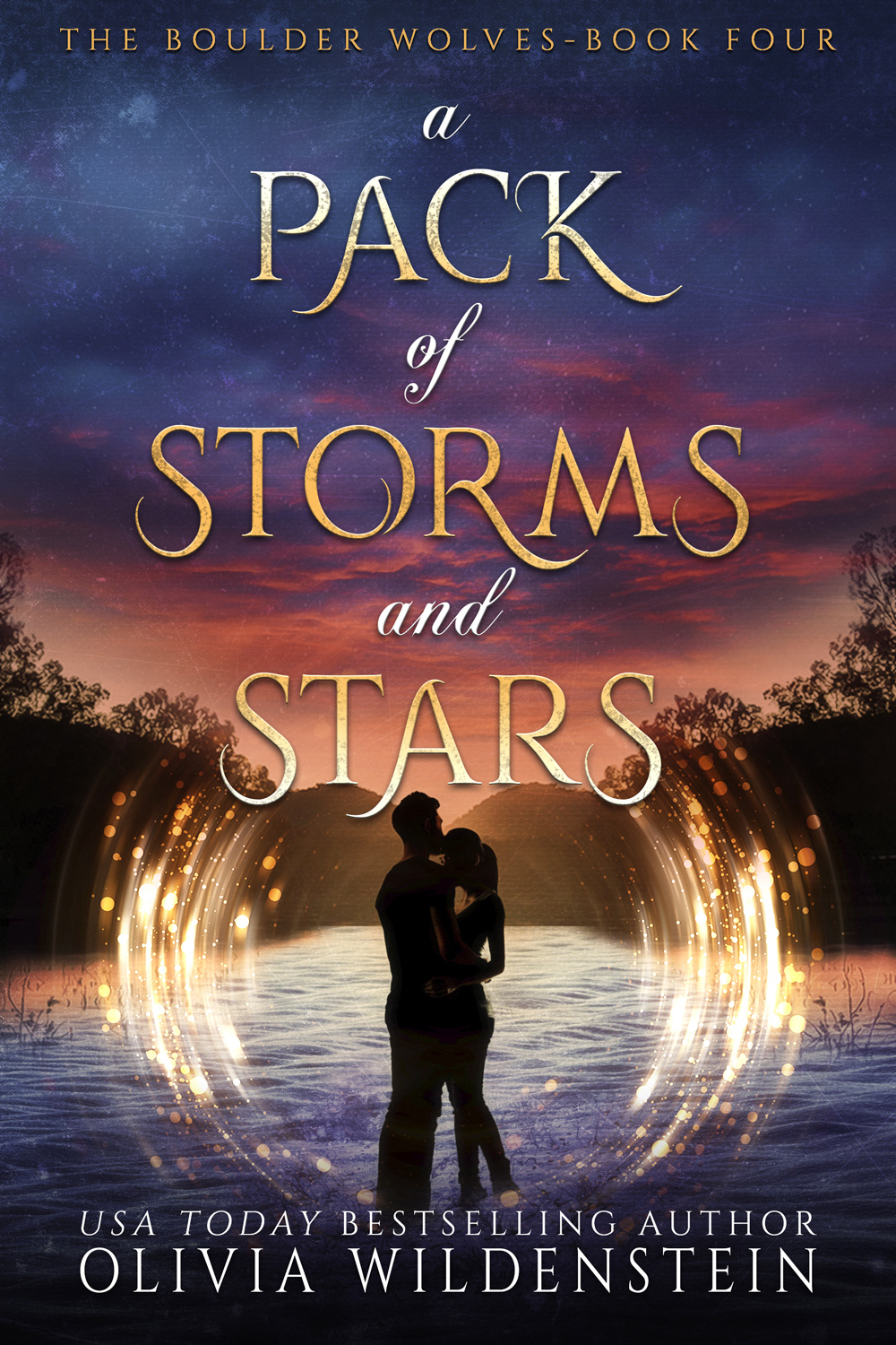 A Pack of Storms and Stars (The Boulder Wolves, #4)