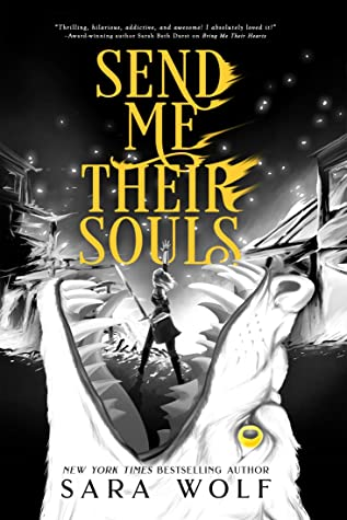 Send Me Their Souls (Bring Me Their Hearts, #3)