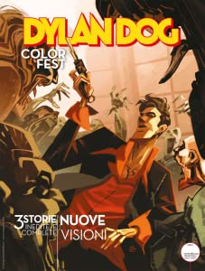 Dylan Dog Color Fest n. 35: Nuove visioni