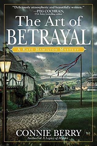 The Art of Betrayal (Kate Hamilton Mysteries #3)