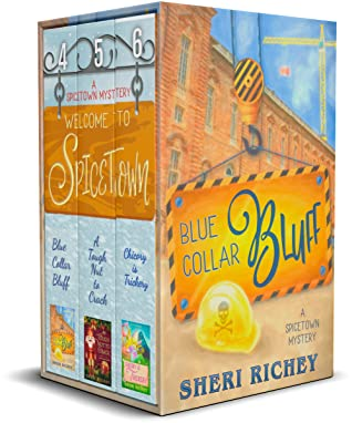Spicetown Mystery Series Box Set: Books 4-6
