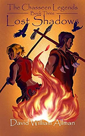 Lost Shadows (The Chasseen Legends #3)