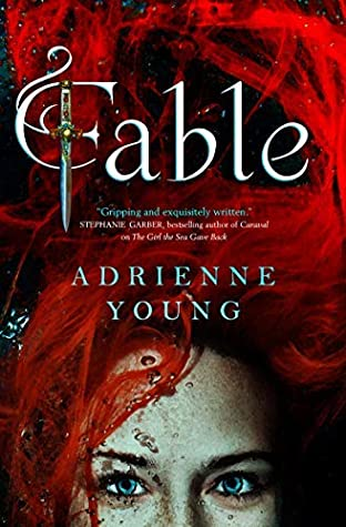 US book cover for Fable