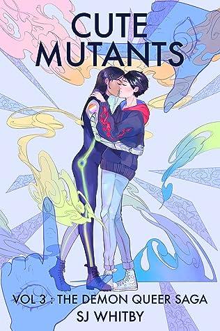 Cute Mutants Vol 3 Book Cover.