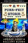 A Purr-fect Storm (Meow for Murder #6)