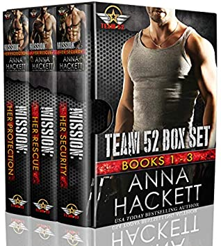 Team 52 Box Set Volume 1 by Anna Hackett
